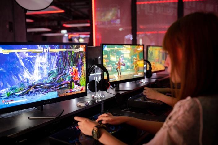 Zoom sur les jeux en ligne
